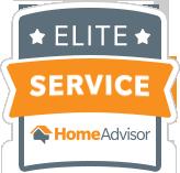 Elite Service on Home Advisor
